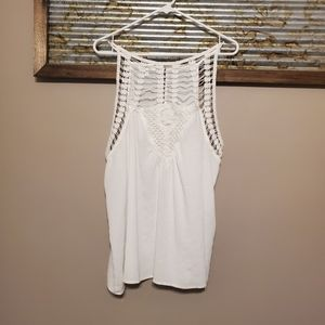 Maurices White Tank